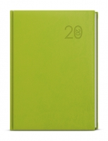 Týdenní diář Oskar-vivella - A5, zelený