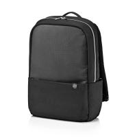 """Batoh na notebook Pavilion Accent HP - nylon, 15,6"""", černo-stříbrný"""