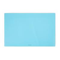 Podložka na stůl Pastelini - plastová, 40x60 cm, modrá