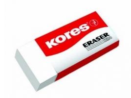 Technická pryž Kores KE30 - PVC, 40x21x10 mm