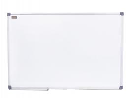 Magnetická tabule Ceramic - keramická, 100x150 cm, lakovaný povrch, hliníkový rám