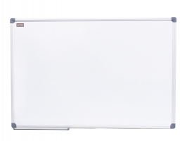 Magnetická tabule Ceramic - keramická, 60x90 cm, lakovaný povrch, hliníkový rám