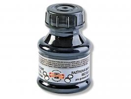 Razítková barva Koh-i-noor - černá, 50 g