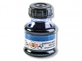 Razítková barva Koh-i-noor - modrá, 50 g