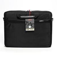 """Taška na notebook Barcelona Logo - polyester, 15,6"""", černá"""
