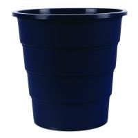 Odpadkový koš 16 l Donau - plastový, tmavě modrý