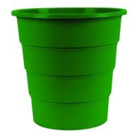 Odpadkový koš 16 l Donau - plastový, zelený