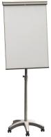 Magnetický flipchart Mobilchart Classic - s kolečky, 70x100 cm