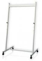 Mobilní stojan na tabule - nastavitelný od 60x90 cm až 90x120 cm, kovový