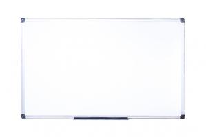 Magnetická tabule Classic - 120x200 cm, lakovaný povrch, hliníkový rám