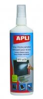 Čisticí sprej na TFT/LCD monitory Apli - 250 ml