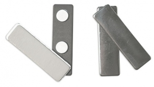Magnetický držák jmenovek - 42x12 mm, 10 ks