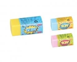 Pryž Deli Pop EH01100 - 35x15x15 mm, mix barev