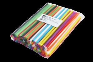 Brčko Jumbo - 25 cm, mix barev, 150 ks