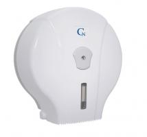 Zásobník na toaletní papír Jumbo 190 Cormen - plastový, bílý