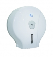 Zásobník na toaletní papír Jumbo 280 Cormen - plastový, bílý