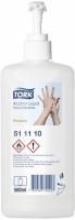 Dezinfekční prostředek na ruce Tork Alcohol 511110 - s dávkovačem, 500 ml