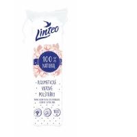 Kosmetické odličovací tampóny Linteo Satin Care & Comfort - 100 ks