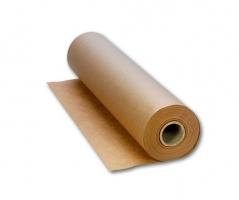 Papír na pečení - 38 cm x 150 m, oboustranný, 40 g/m2, hnědý