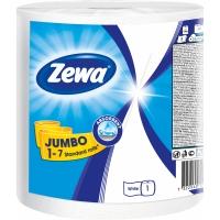 Kuchyňská utěrka Zewa Jumbo Klassik - role, dvouvrstvá, 100% celulóza, 325 útržků, 1 role