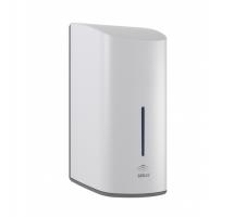 Automatický dávkovač na tekutou dezinfekci - bezdotykový, na baterie, bílý, 1000 ml