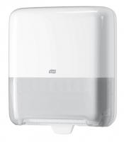 Zásobník na papírové ručníky v roli Tork Matic 551000 - boční odvin, systém H1, bílý