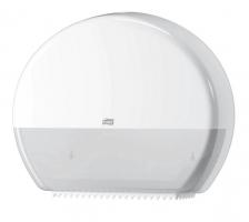 Zásobník na toaletní papír Jumbo 260 Tork 554000 - plastový, systém T1, bílý