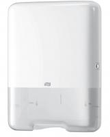 Zásobník na papírové ručníky ZZ Singlefold Tork 553000 - plastový, systém H3, bílý