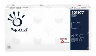 Toaletní papír Papernet TOP 8 401977 - třívrstvý, 100% celulóza, 28 m, 8 rolí