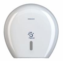 Antibakteriální zásobník na toaletní papír Mini 230 Papernet 416145 - plastový, bílý