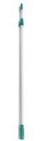 Teleskopická hliníková tyč - 2x150 cm