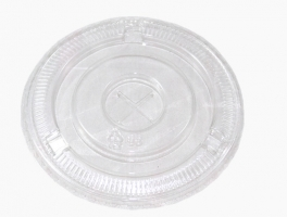 Víčko na EKO misku na polévku 230-460 ml - plastové, transparentní, 100 ks