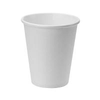 Papírový termo kelímek Coffee To Go 0,2 l - bílý, 50 ks