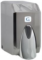 Dávkovač pěnového mýdla Cormen - matný nerezový, kapacita 500 ml