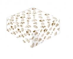 Dortová krabice - s potiskem, 22x22x9 cm, 50 ks