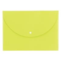 Spisové desky s drukem A4 Deli Rio E38131 - plastové, zelené