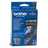 Brother originální ink LC-1100HYBK, black, 900str., high capacity, Brother DCP-6690CW, MFC-6490CW