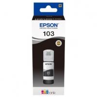 Epson originální ink C13T00S14A, 103, black, 65ml, Epson EcoTank L3151, L3150, L3111, L3110