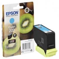Epson originální ink C13T02F24010, 202, cyan, 1x4.1ml, Epson XP-6000, XP-6005