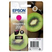 Epson originální ink C13T02F34010, 202, magenta, 1x4.1ml, Epson XP-6000, XP-6005