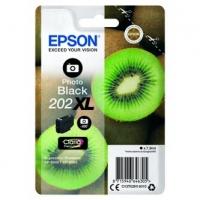 Epson originální ink C13T02H14010, 202 XL, photo black, 7.9ml, Epson XP-6000, XP-6005