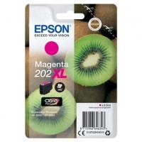 Epson originální ink C13T02H34010, 202 XL, magenta, 8.5ml, Epson XP-6000, XP-6005