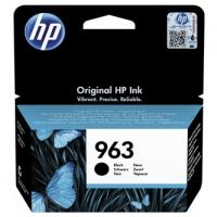 HP originální ink 3JA26AE, HP 963, black, 1000str., 24.09ml, HP Officejet Pro 9010, 9012, 9014, 9015, 9016, 9019/P