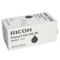 Ricoh originální ink 817161, black, 1000 cena za kus typ 6ks, Ricoh