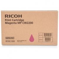 Ricoh originální ink 841637, magenta, Ricoh MPC W2200S, MP CW2201
