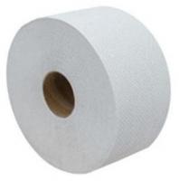 Toaletní papír Jumbo 280 - dvouvrstvý, bělený recykl, 6 rolí