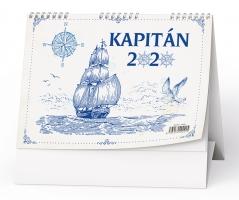 Stolní pracovní kalendář BSB7 - Kapitán, týdenní