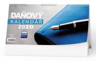 Stolní daňový kalendář BSC1 - týdenní