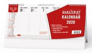 Stolní manažerský kalendář BSN1 - týdenní