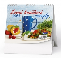 Stolní obrázkový kalendář BSK2 - Levné hrníčkové recepty, týdenní
